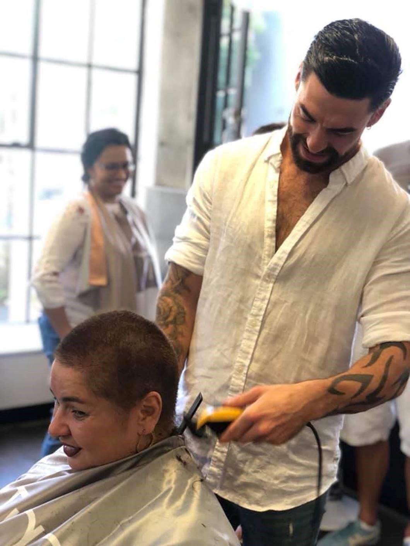 VS shave