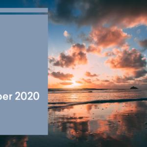 September 2020 wrap-up